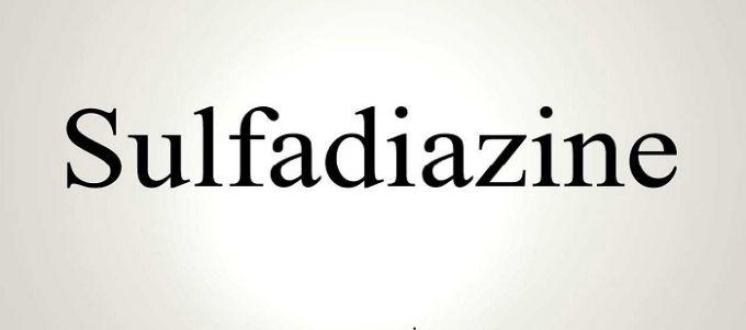 Sulfadiazine
