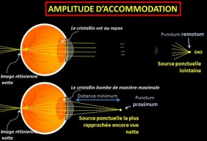 Amplitude d'accommodation