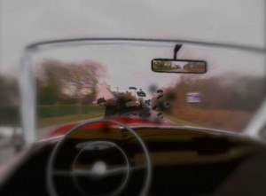 Gêne visuelle en conduite